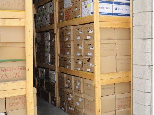Legal Storage